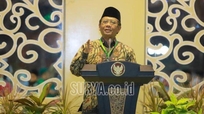 Cerita Mahfud MD saat Momen Jokowi Curhat: Bagaimana Itu Kasus Novel Baswedan? Saya Loh yang Dibully