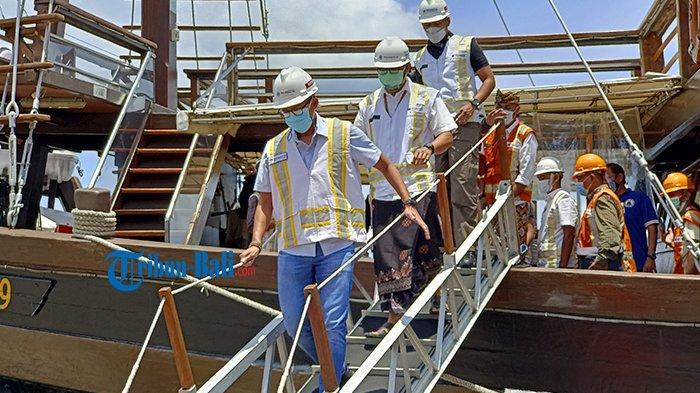Tinjau Pelabuhan Benoa Bali, Menparekraf Sandiaga Akan Masukkan Pelabuhan Dalam Free Covid Corridor