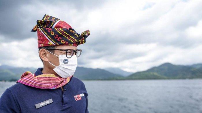 Menparekraf Siapkan Travel Pattern Sanur Bali - Tiga Gili NTB
