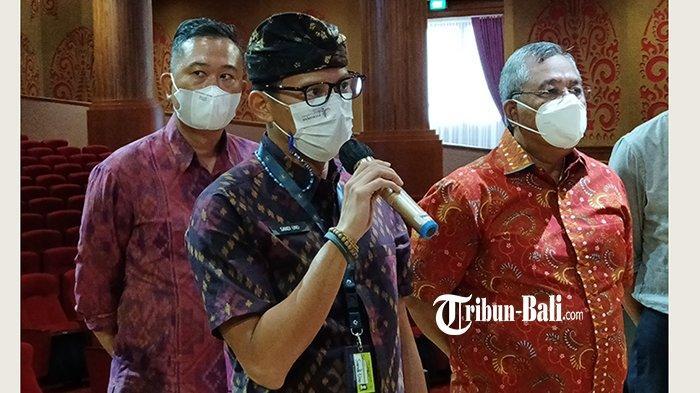Puluhan Hotel di Bali Dijual, Menparekraf: Kita bisa Gagas Recovery Fund