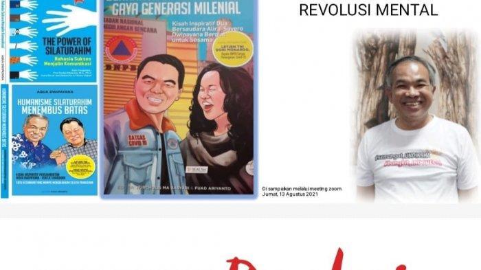 Nilai Kuliah Itu Tak Dibawa Mati, Demikian Motivasi Dr Aqua Untuk 3.000 Mahasiswa Baru Undiksha Bali