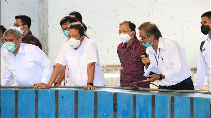 Menteri Trenggono Harapkan Balai Riset di Buleleng Bali Dapat Membangun Industri Perikanan