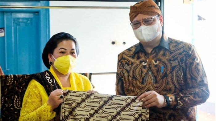 Sinyal Kemajuan Perekonomian Indonesia, Menko Airlangga: 60 Persen UMKM Dijalankan Perempuan