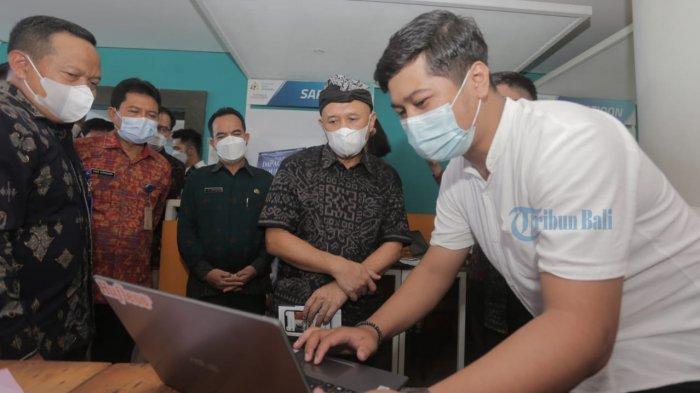 Menkop UKM Teten Masduki Sebut Masyarakat Bali Haruslah Mempertajam Pemahaman Terkait Digitalisasi