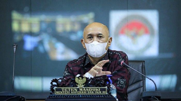Upayakan Pemulihan Ekonomi, Menteri Teten Dorong UKM Berbasis Ekonomi Kreatif Bali