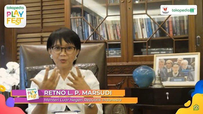 Menlu Retno Beberkan 4 Program Prioritas Kementeriannya di Tengah Pandemi Covid-19, Apa Saja?