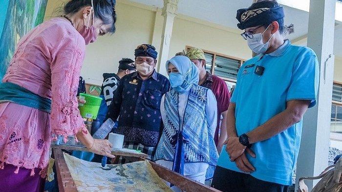 Menparekraf Ajak Lebih Banyak Desa Wisata Ikut Serta Dalam Ajang ADWI 2021