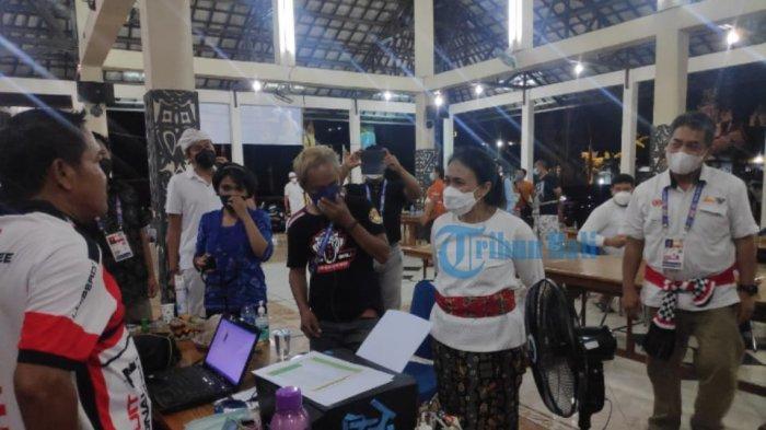 Suport Moril Menteri Bintang Puspayoga untuk Kontingen Bali, Minta Atlet All Out dan Disiplin Prokes