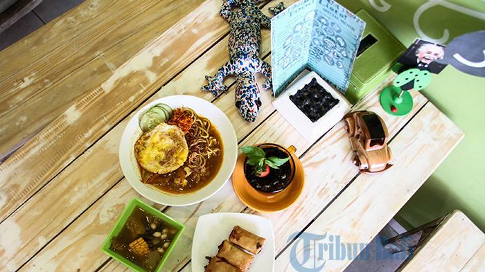 Makanan Khas Rumahan Warga Bali
