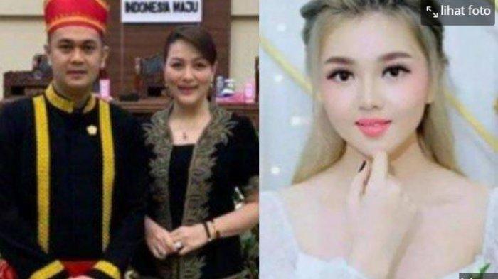 James Arthur Kojongian Suami Michaela Paruntu Terancam Dipecat dari DPRD Sulut, Angel SepangKemana?