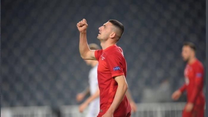 Pemain ini Catat Sejarah, Untuk Pertama Kali dalam Turnamen Euro, Gol Pertama Lahir dari Bunuh Diri