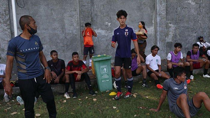 Meru Kimura Pilih Terima Tawaran Persik Kediri Saat Dengar Manajemen Bali United Trial Pemain Luar