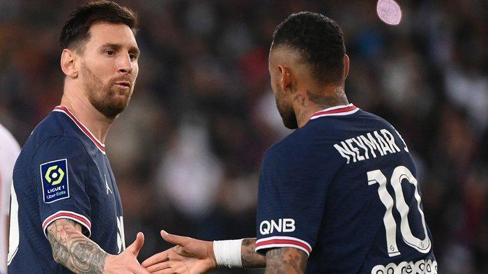LINK STREAMING PSG VS MAN CITY: Ajang Reuni Lionel Messi dan Pep Guardiola