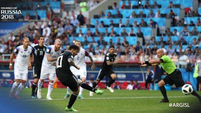 Jadi Sorotan, Sindiran Sosok Penting Ini: Sulit Mengevaluasi Kinerja Messi Saat Kontra Islandia