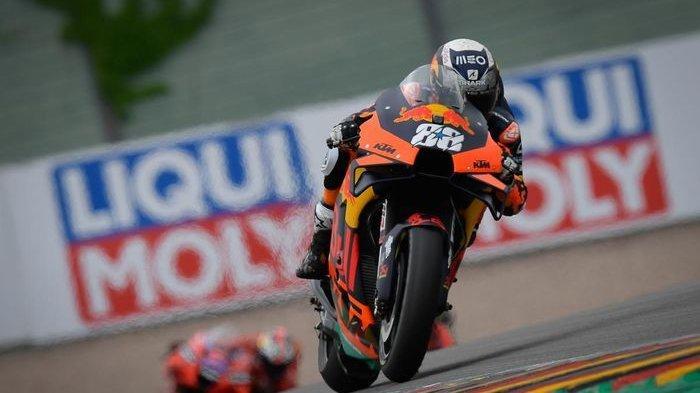 UPDATE Klasemen MotoGP 2021: Oliveira Jadi Saksi Betapa Mengerikan Marc Marquez di MotoGP Jerman
