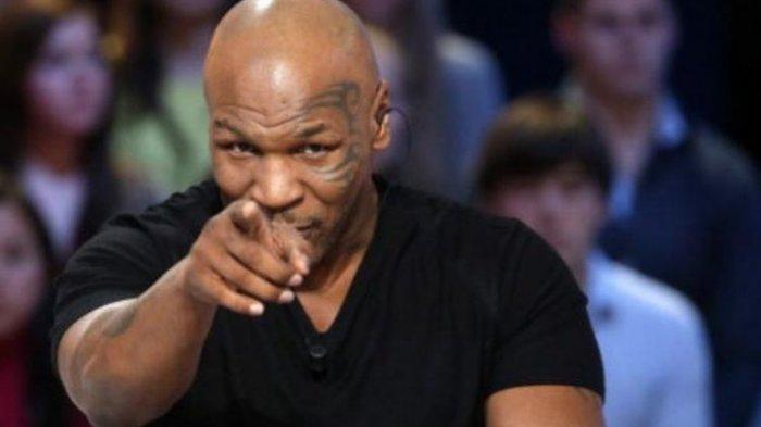 Mike Tyson Mengikuti Jejak Rafael Nadal dan Cristiano Ronaldo