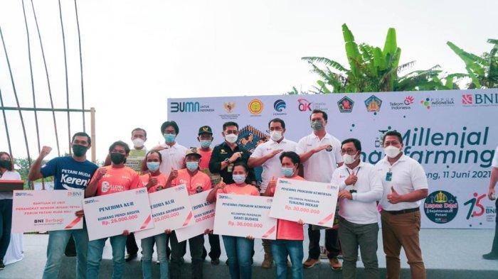 Millenial Smartfarming di Bali Cetak Petani Berkapasitas Ekspor