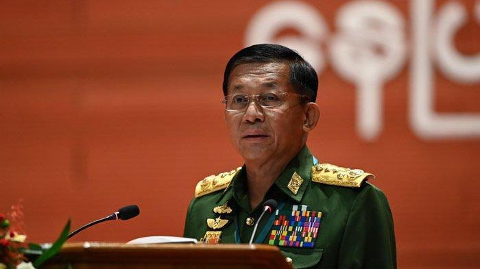 Jokowi Desak Junta Myanmar Setop Kekerasan, Jenderal Min Akan Penuhi Permintaan Pemimpin ASEAN