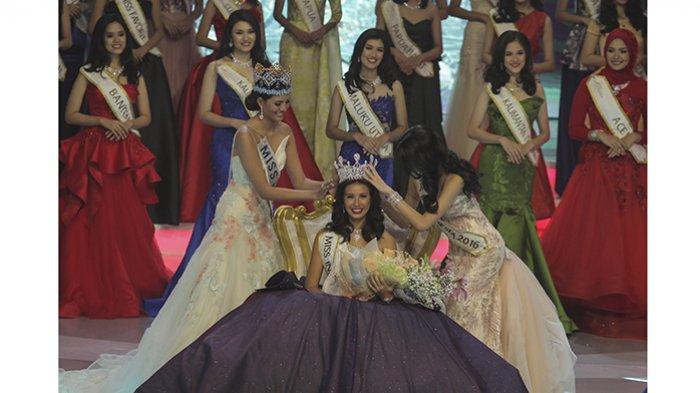 Gadis Berdarah Bali Ini Terpilih Jadi Miss Indonesia 2017