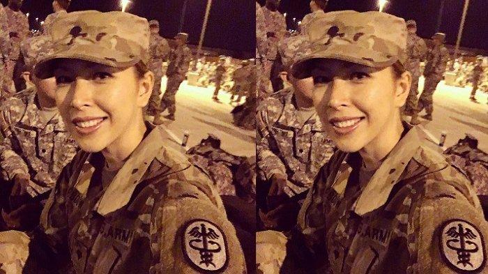Masih Ingat Mantan Miss Indonesia Jadi Tentara di Amerika Serikat? Ini Kabar Terbarunya