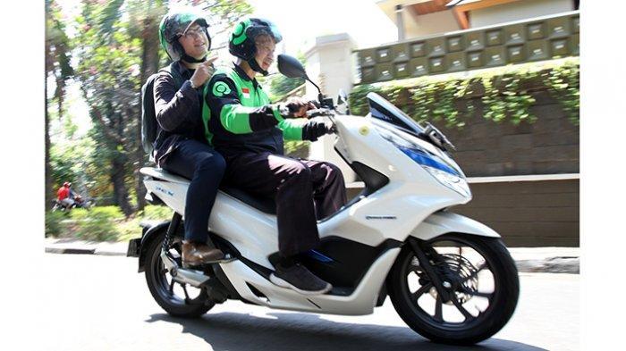 Dukung Green Lifestyle, Astra dan Go-Jek Uji Coba Penggunaan Motor Listrik di Indonesia