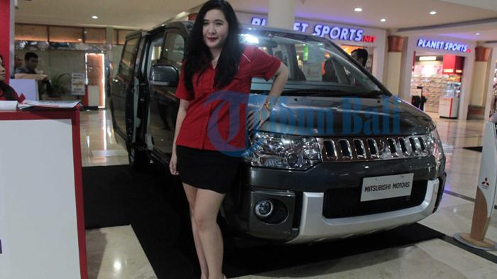 Mitsubishi Delica Kapasitas 6 Penumpang Sasar Pariwisata Bali