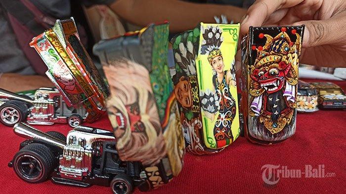 Sanjaya Lukis Mainan Hot Wheels dengan Detail di Bali, Hobi Mobil-mobilan Jadi Keuntungan