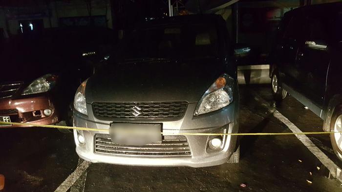 Ini Mobil Yang Digunakan Ninja Saat Terbunuhnya Artawan di Batuan