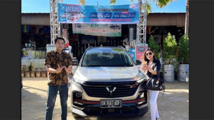 Wuling Experience Weekend – Smart Driving Experience Hadir Menyapa Masyarakat Bali