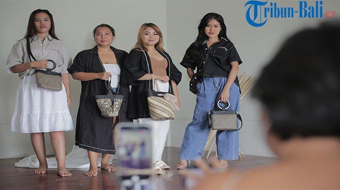 Promosi Unik Saat PPKM Darurat di Denpasar, Handep dan Kamu Wear Gelar Lockdown Fashion Show