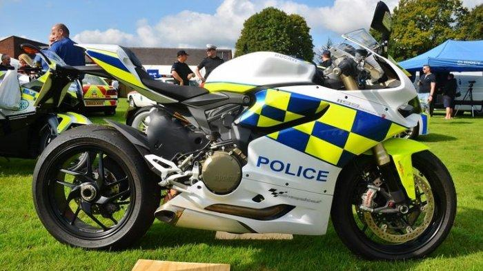 Begini Penjelasan Polisi Mengapa Tak Memilih Motor Sport Full Fairing sebagai Motor Dinasnya