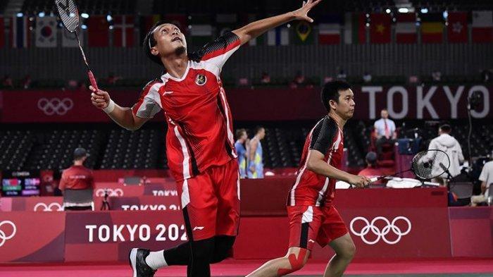 Jadwal Wakil Indonesia Hari Ini di Olimpiade Tokyo 2020: Mohammad Ahsan/Hendra Setiawan Main