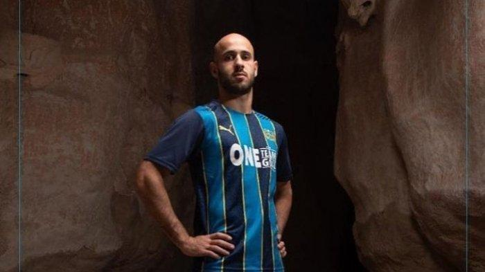 Sosok dan Profil Pemain Asing Baru Persib Bandung, Mohammed Rashid
