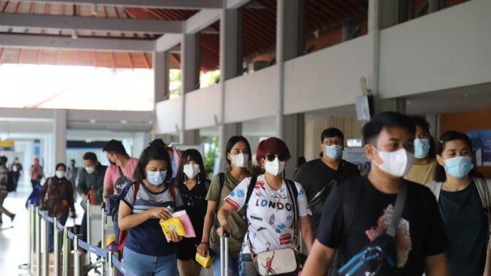 Triwulan I 2021, Bandara Ngurah Rai Bali Layani 633.879 Pergerakan Penumpang
