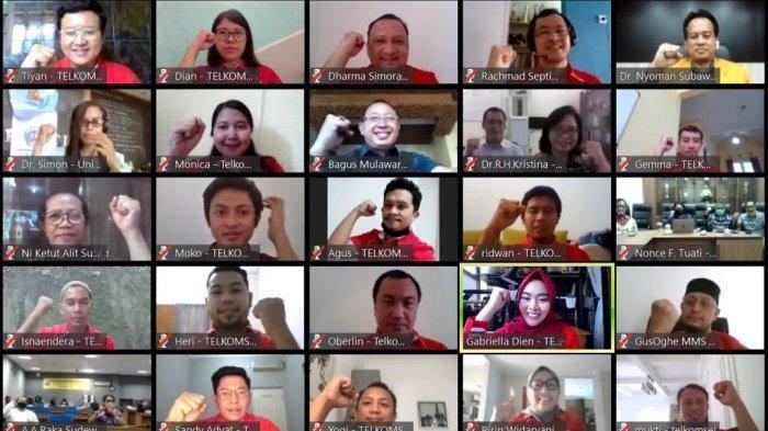 Telkomsel Hadirkan Solusi Perkuliahan Online Bagi Institusi Pendidikan di Wilayah Bali dan Nusra