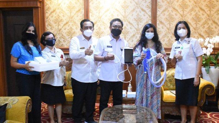 AgVa Ventilator New Delhi, Perkenalkan Alat Ventilator Portable, Wawali: Dapat Bantu Pasien Covid-19