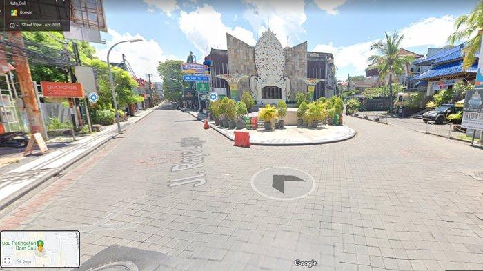 Kondisi Tempat Wisata Bali saat Pandemi Terekam di Google Street View terbaru, Berikut Foto-fotonya!