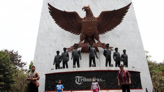 Monumen Kesaktian Pancasila