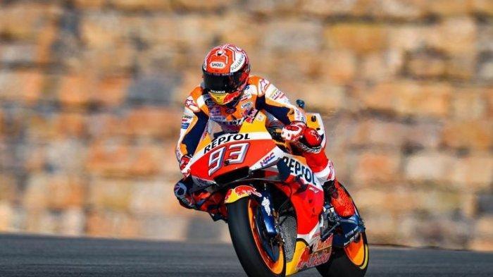 Berlangsung MotoGP Thailand Siang Ini, Momentum Penyegelan Gelar Juara Bagi Marc Marques