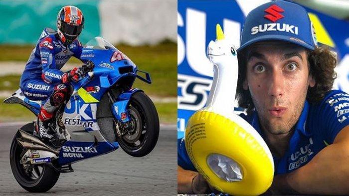 Alex Rins Pede Bisa Juara Dunia MotoGP Musim Ini