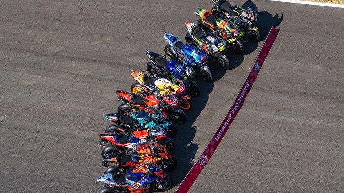 Jadwal MotoGP 2021: Race Mulai Akhir Maret Ini, Tercantum Nama Marc Marquez di GP Qatar