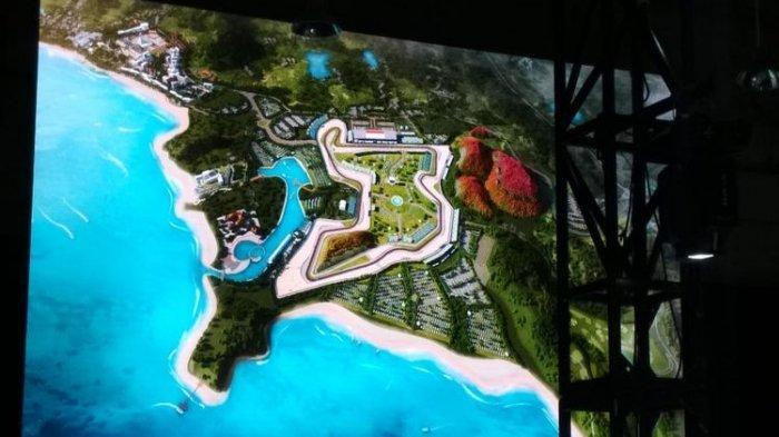 Pembangunan Fisik Sirkuit Mandalika Sudah 70 Persen, FIM Acungi Jempol