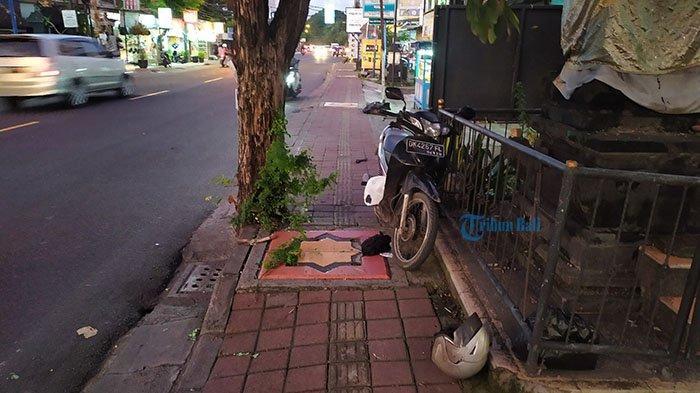 Bule Yang Meninggal Di Jalan Imam Bonjol Diduga Memiliki Riwayat Sakit Ini