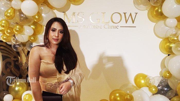 MS Glow Aesthetic Clinic Berkembang Pesat, Kadek Maharani Bidik Ekspansi Luar Bali - Tribun Bali