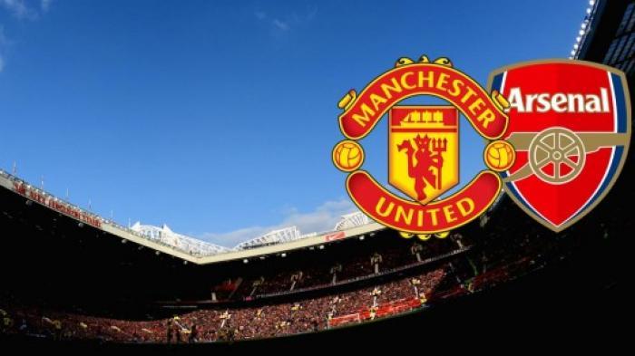 Arsenal vs Manchester United, Setan Merah Menatap Rekor Baru