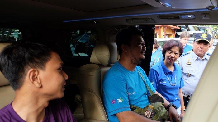 Mudik Bareng! XL Axiata Berangkatkan 1.300 Mitra Penjual Pulsa Pulang Kampung