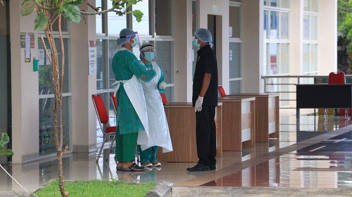RS PTN Unud Kini Rawat 33 Pasien Positif Covid-19, Mayoritas PMI Asal Bali