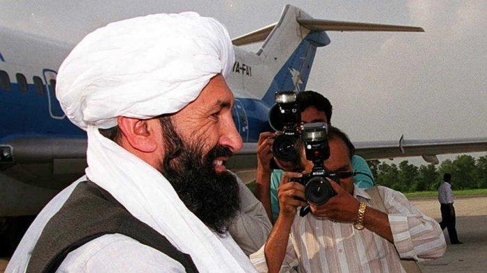INILAH Sosok Mullah Hasan Akhund, Pemimpin Sementara Afghanistan Era Taliban, Masih Disanksi PBB