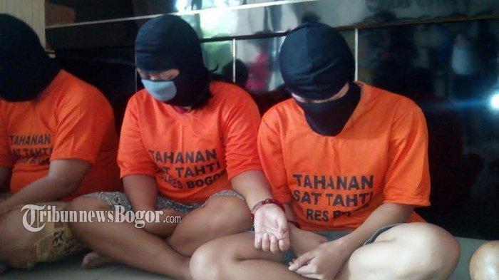 Perempuan Ini Terus Menangis di Kantor Polisi, Ditangkap Usai 'Jual' Gadis Muda di Hotel