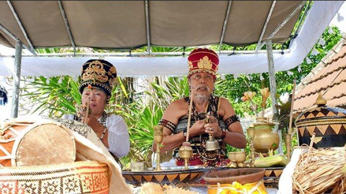 Dikenal Sebagai Gelungan Sulinggih, Apa Sebenarnya Makna Ketu di Bali?